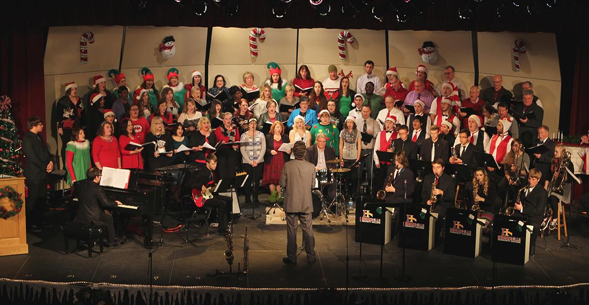 Holiday Concert: Ringing in the Holidays