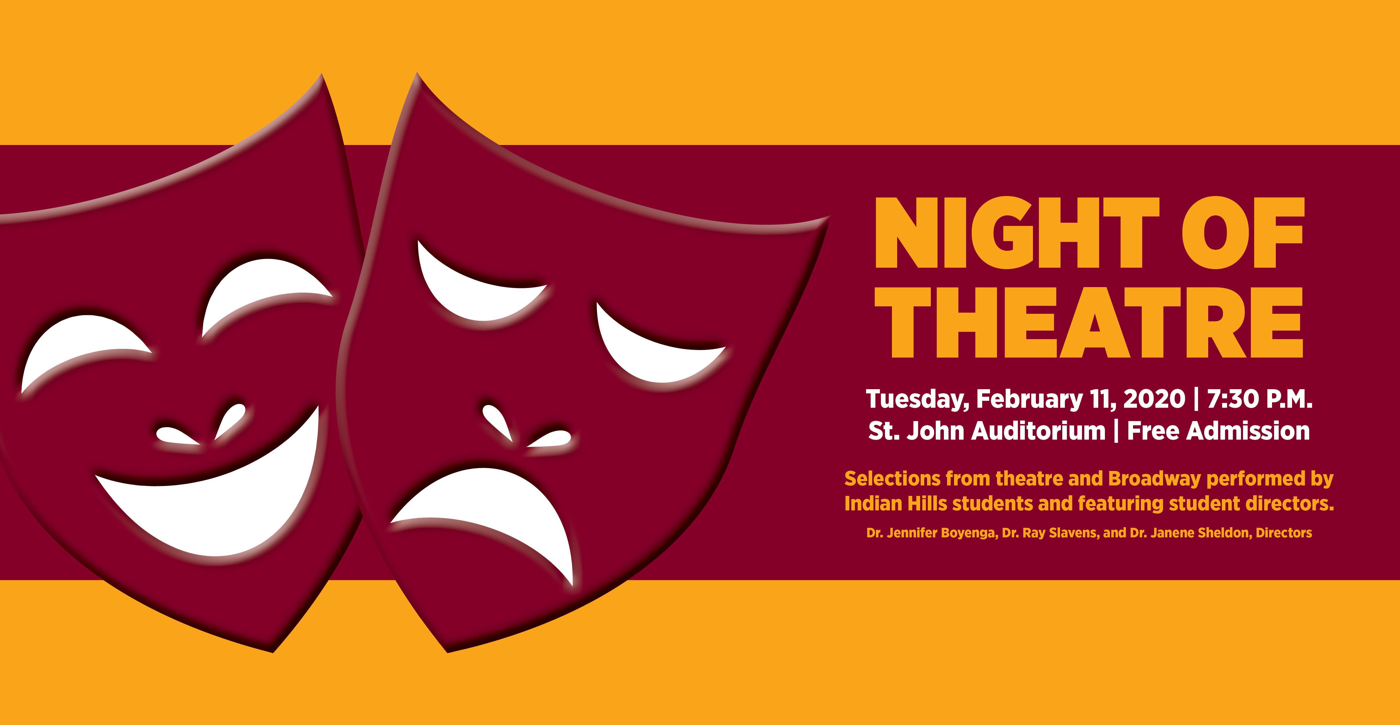 Night of Theatre