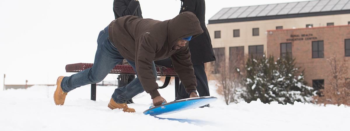 Grab Your Sled