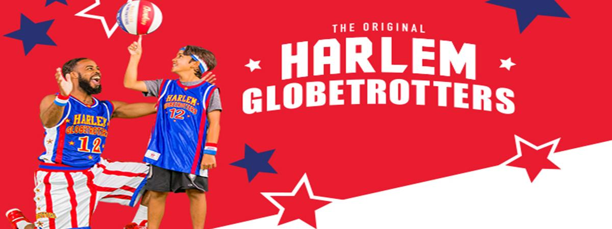 Harlem Globetrotters Postponed