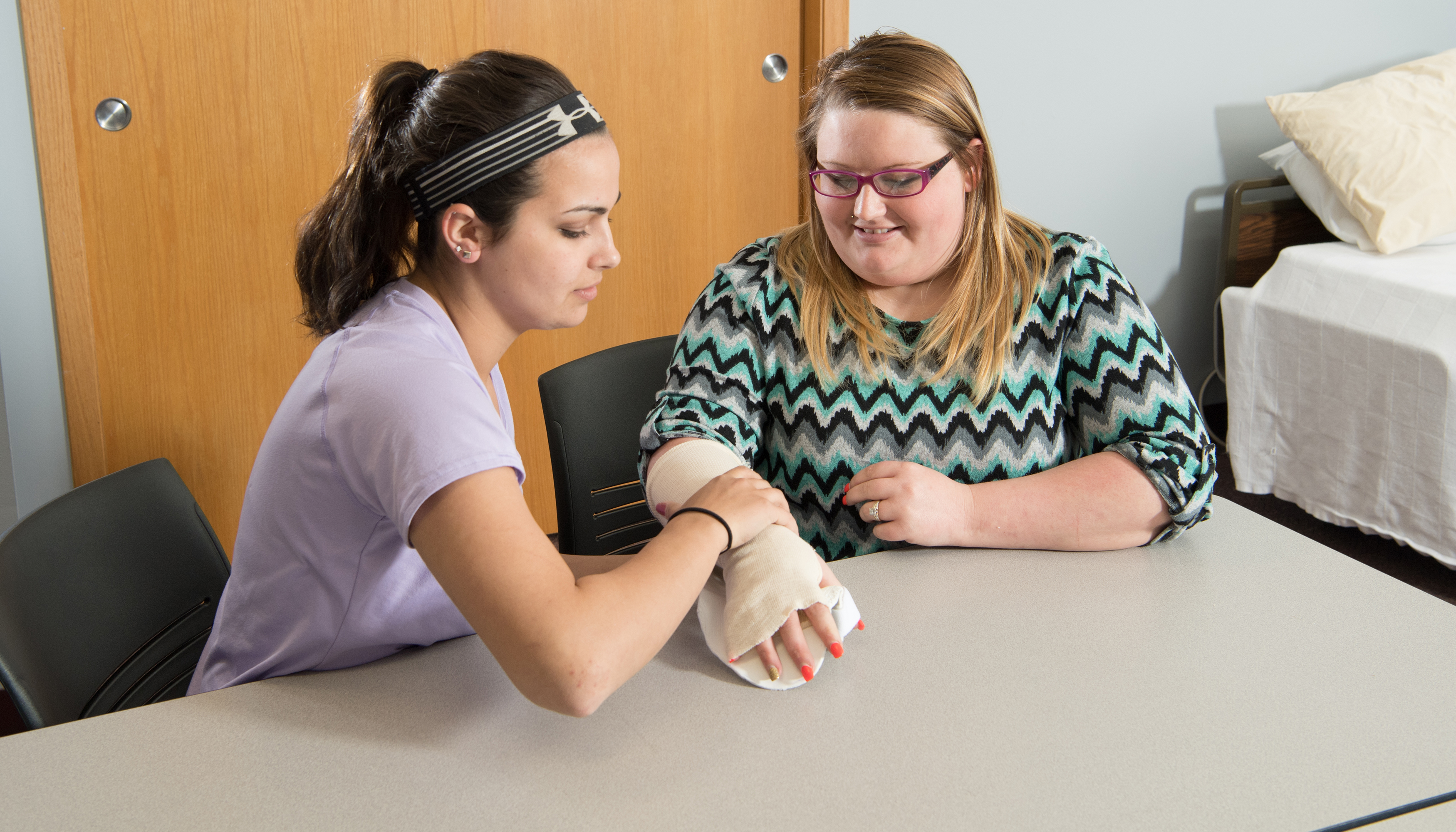 Occupational Therapy Program Photo