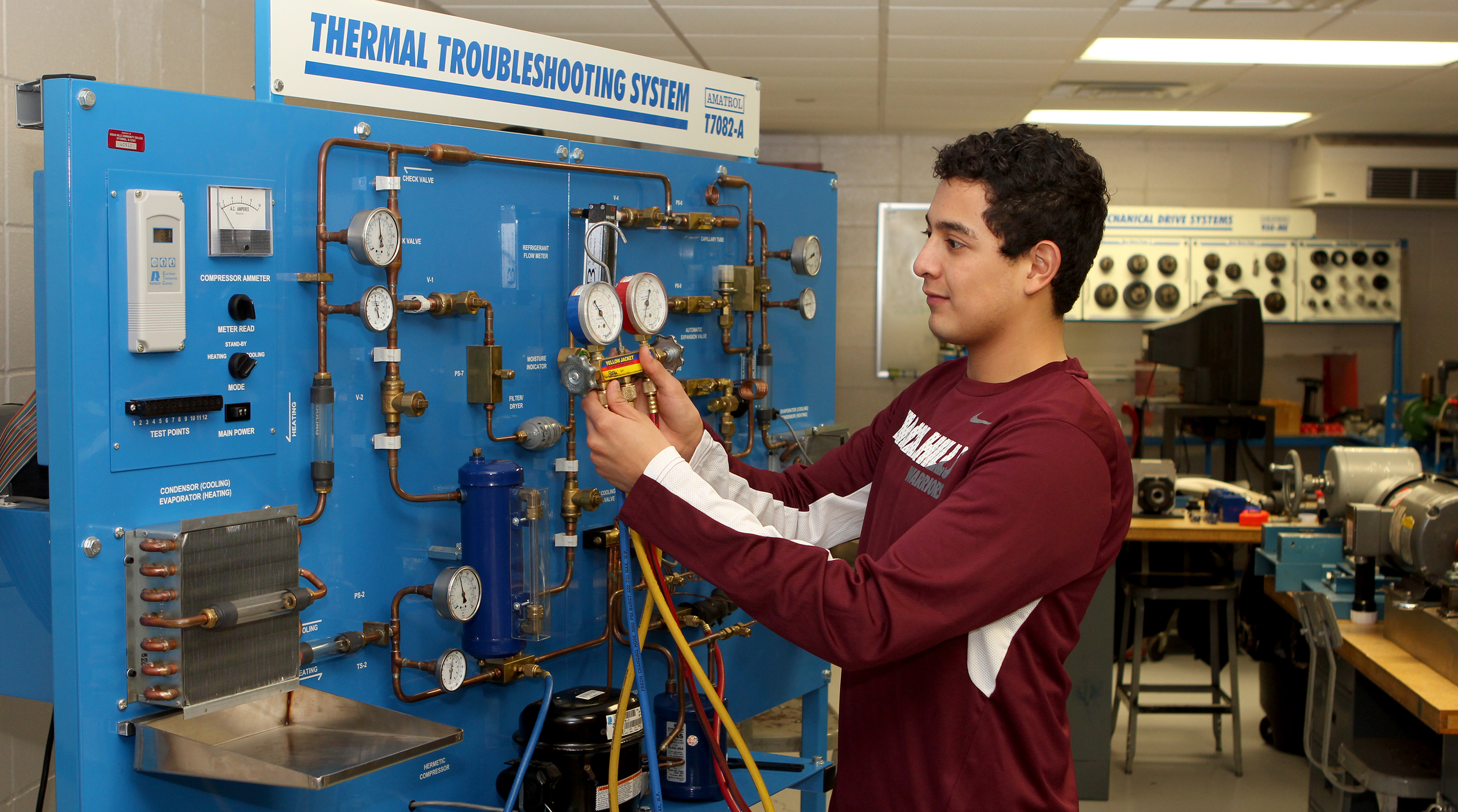Indian Hills Community College Hvac Refrigeration