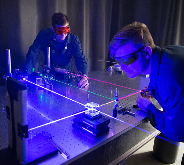 Laser and Optics Tech