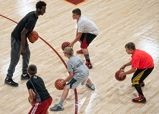 Latest News - Basketball Camp