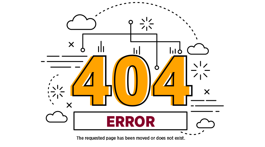 404 Error - This page has been moved or does not exist.