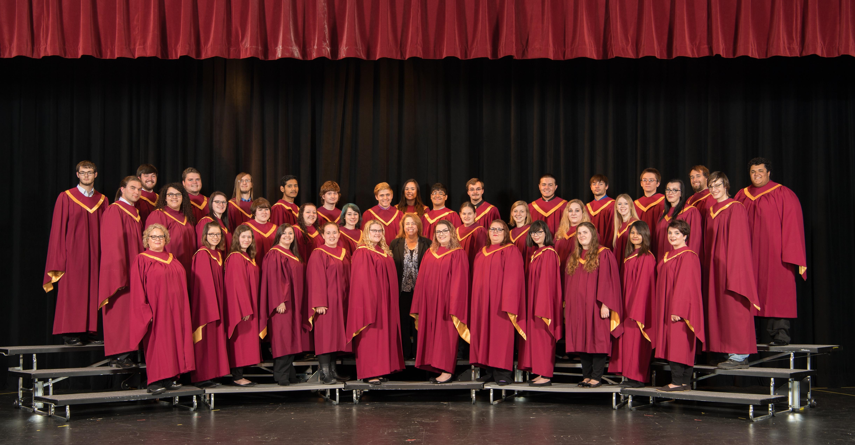 Indian Hills Choir - Group Photo