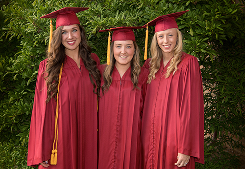 Separate commencement ceremonies for spring term graduates will be held at the Indian Hills Community College Centerville and Ottumwa campuses next week.