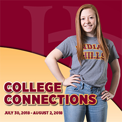 A fun/informative workshop that helps equip students with the knowledge & skills they need to be successful college students is scheduled for July 30-August 2nd.