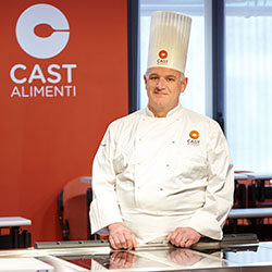 The Culinary Arts Department is hosting a guest chef, Chef Nicola Michieletto from Italy, on November 12th, in the Studio. Chef Nicola is a Chef Instructor at CAST Alimenti, a culinary school in Brescia, Italy. Chef Nicola will be here for about 4 hours on November 12th, working with our students in the kitchen and then doing demonstrations in the studio. This is a great opportunity for our students and the program to have a chef from Italy.