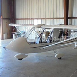 2000 Quad City Challenger II Long Wing. N9003T, 50 HP Rotax 503 Electric Start, 60-Inch Wood Prop, TTAF & Engine 165.4, Ameri-King ELT, Cabin Heater, EGT/CHT...